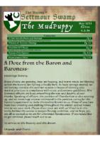 The Mudpuppy May 2021